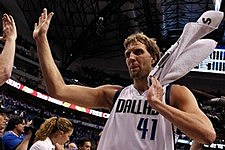 Dirk Nowitzki (Tom Pennington, Getty Images)
