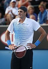 John Isner (Julian Finney, Getty Images)
