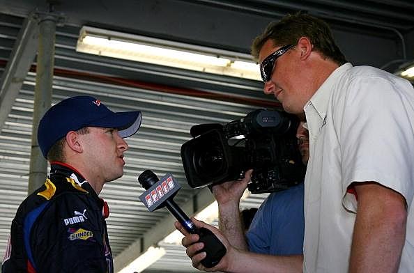 Rusty Jarrett, Getty Images for NASCAR