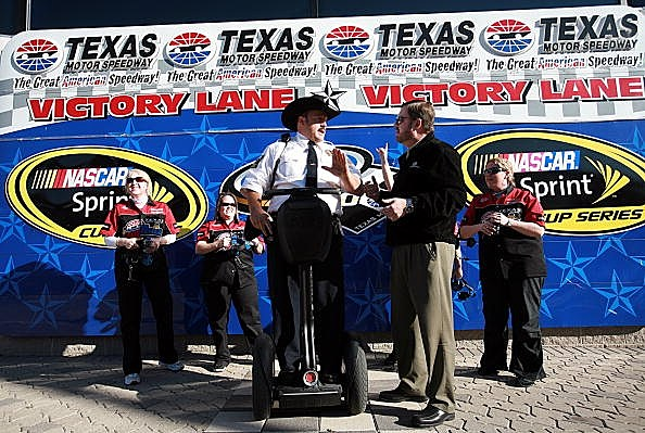Tom Pennington, Getty Images for the Texas Motor Speedway
