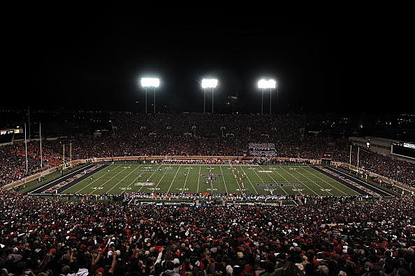 Texas Tech Football To Scrimmage Under Friday Night Lights