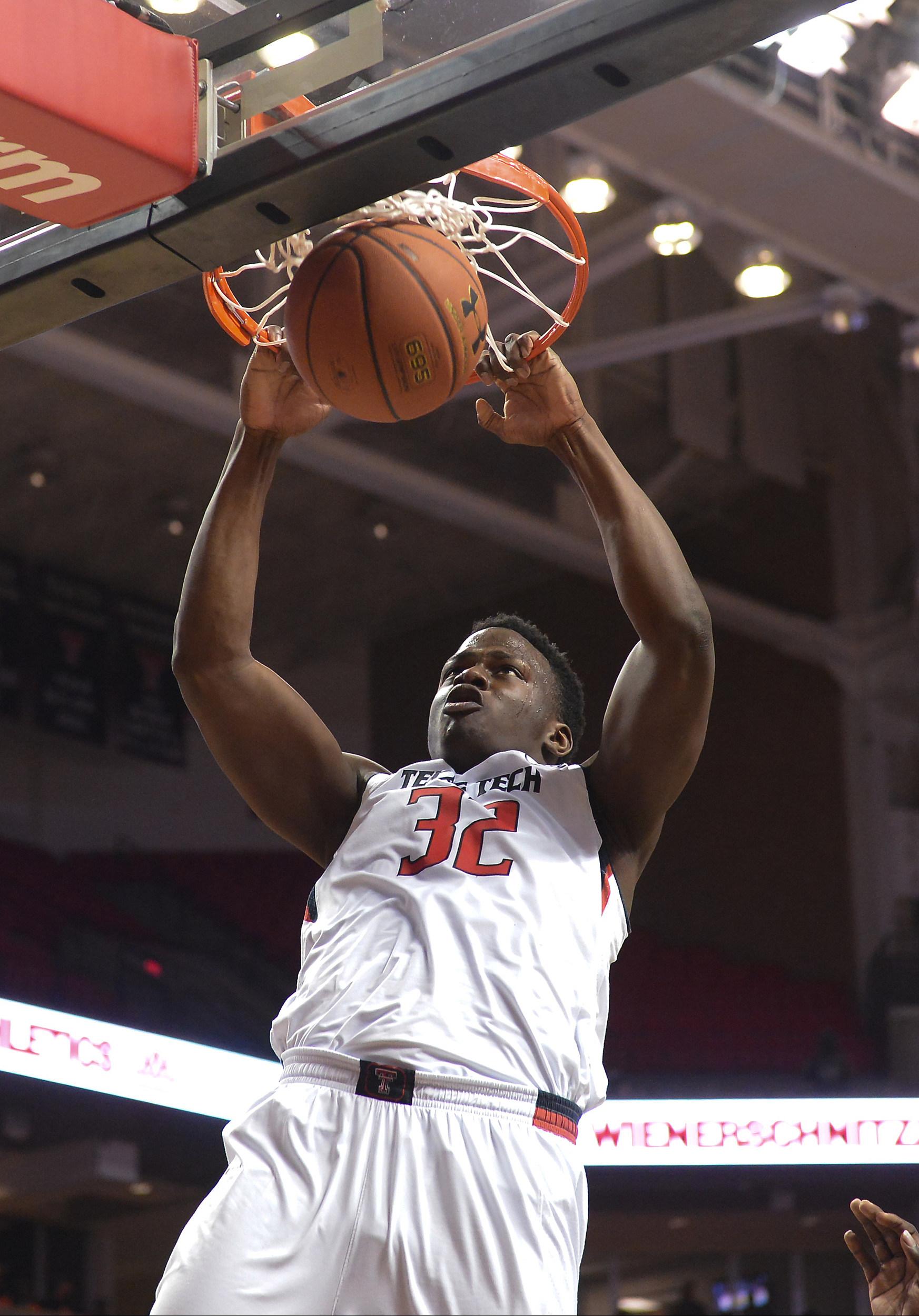 Texas Tech Men's Basketball Faces Undefeated Little Rock