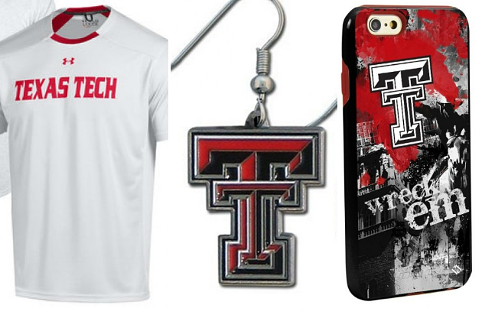 The Ultimate Christmas Gift Guide For Texas Tech Red Raiders Fans