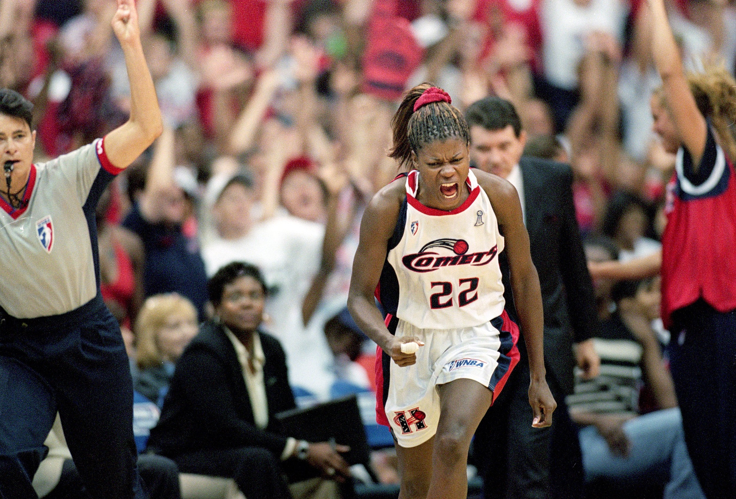 Sheryl Swoopes #22