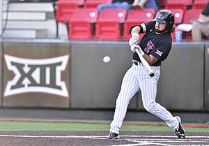 Texas Tech Baseball vs Texas- 042216