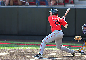 Texas Tech Baseball vs East Carolina- NCAA Super Regional- 061116