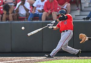 Texas Tech Baseball vs East Carolina- NCAA Super Regional- 061116