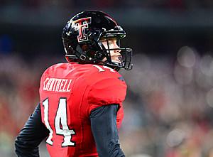 Dylan Cantrell- Texas Tech Football vs Baylor- 2016
