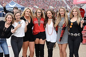 Texas Tech-Texas Tailgating