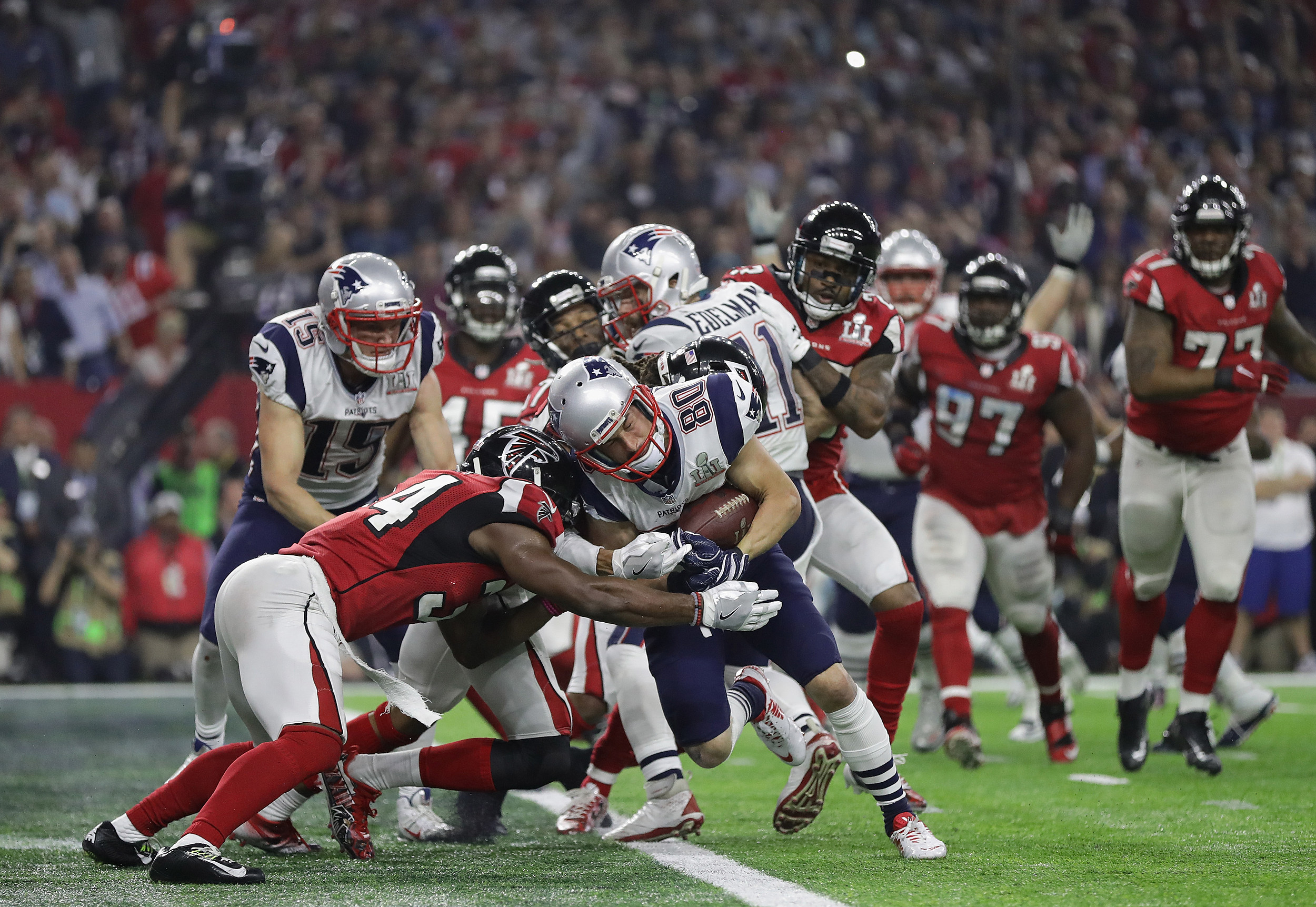 Image result for danny amendola super bowl LI