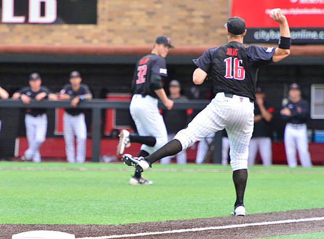 NCAA Lubbock Regional Texas Tech vs Delaware