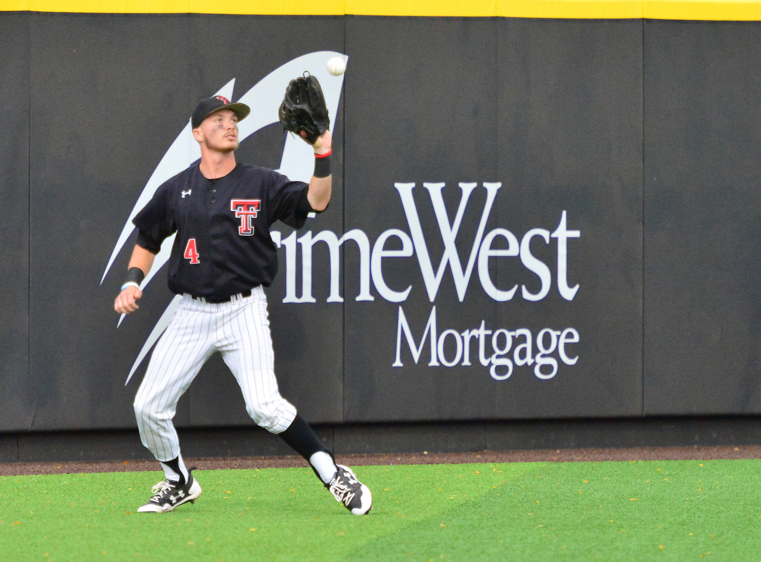 Texas Tech Freshman Gets All-American Honors
