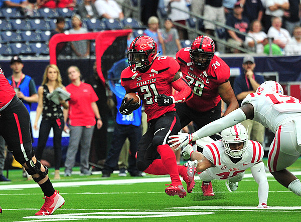Texas tech bowl projections